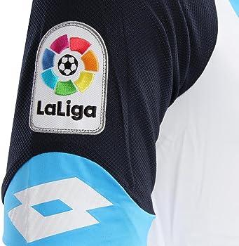 Camiseta RC Deportivo de la Coruña Away 2016-2017 White-Blue Talla ...