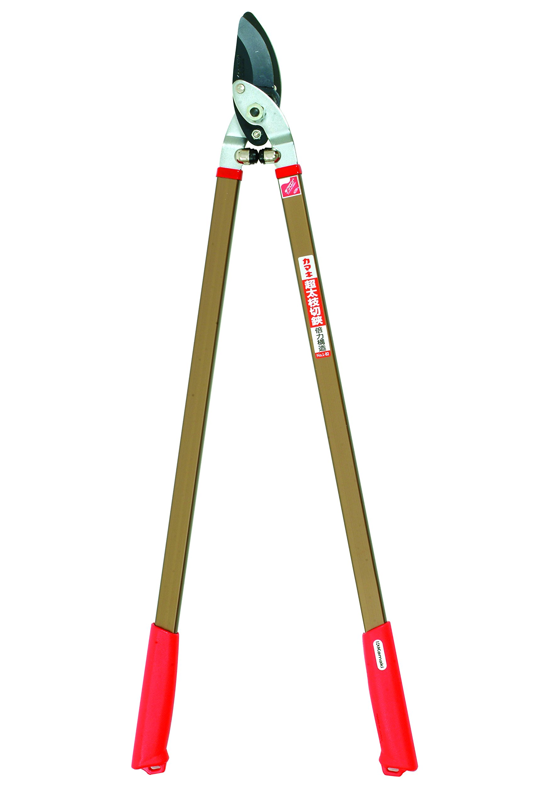 Loppers bypass type 30'' with aluminum handles, Made in Japan