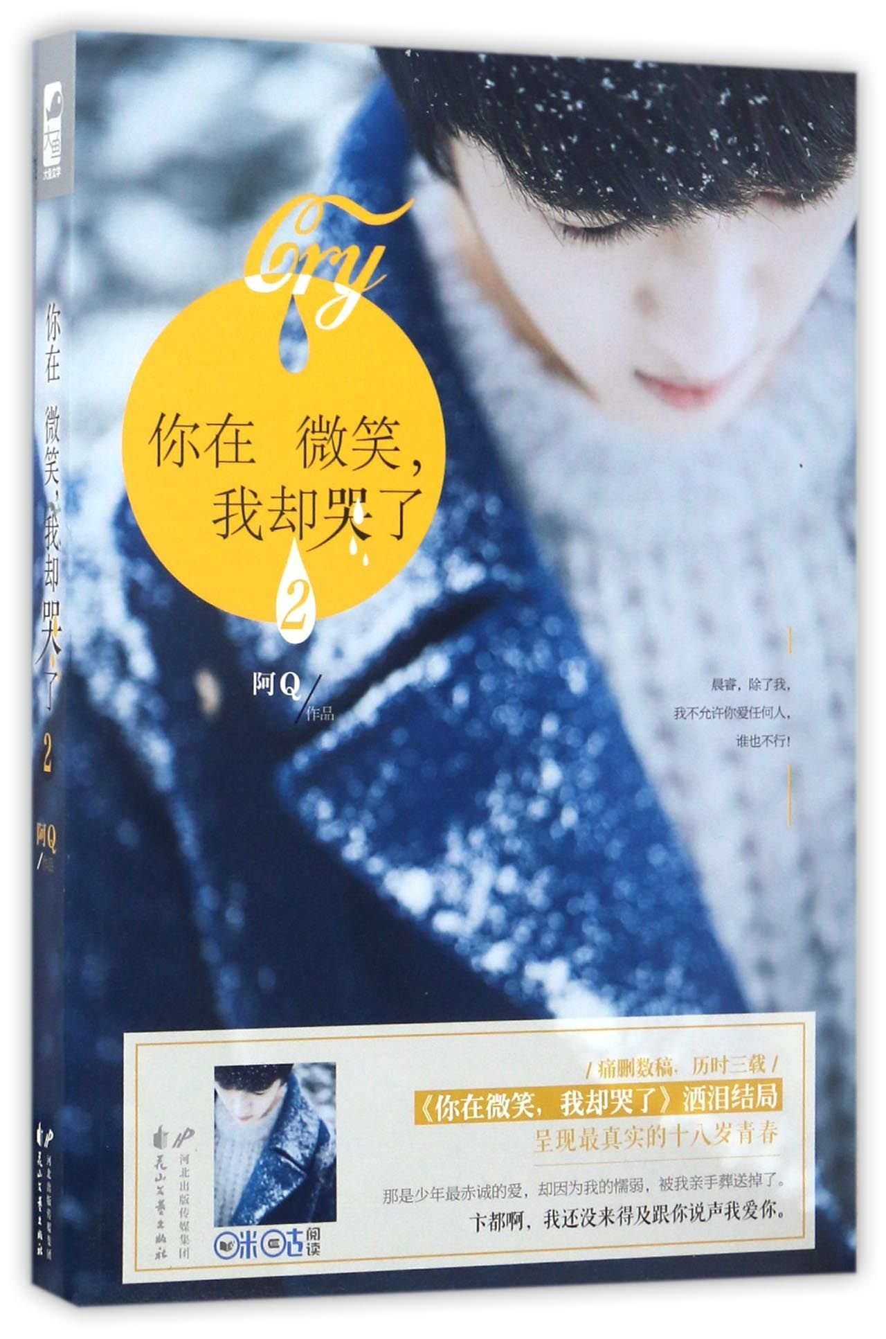 Read Online You're Smiling, While I'm Crying (2) (Chinese Edition) pdf epub