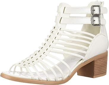 758d65e60a6 TOETOS Women s Ivy Fashion Block Heel Sandals