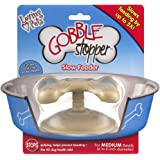Loving Pets Gobble Stopper Slow Pet Feeding Supplies For Dogs, Medium By Acurel