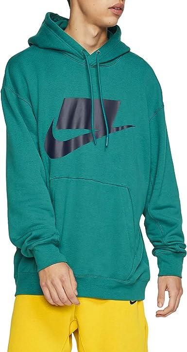 Amazon.com: Nike NSW Nsp Bv4540-381 - Sudadera con capucha ...