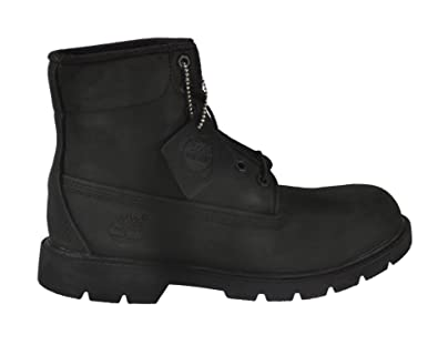 Timberland 6 Inch Basic Men s Boots Black 10042 (8.5 D(M) ... a3503f8a7