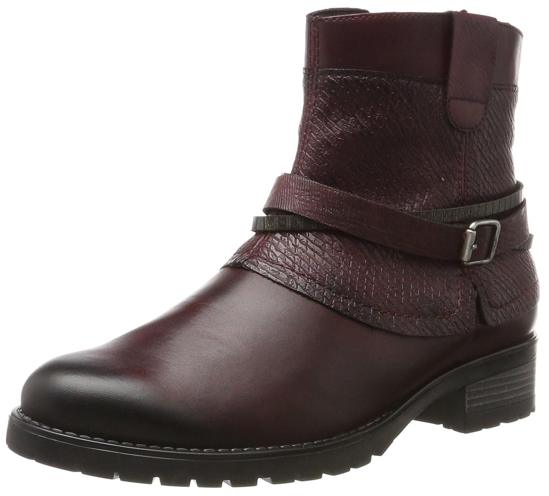 Remonte D8279, Botas Estilo Motero para Mujer: Amazon.es: Zapatos y complementos