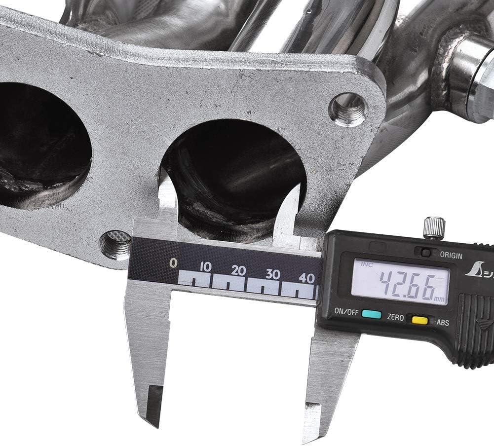 Catinbow 4-2-1 Stainless Steel Racing Manifold Header Exhaust for Honda D-Series Civic EG EJ EK D15A D16A