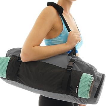 Amazon CLOSEOUT Yoga Mat Gym Bag Tote Carryall