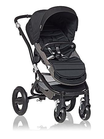Britax Affinity Stroller Black With Color Pack Black