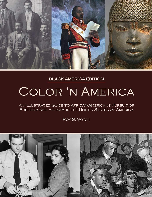 تاریخ رنگی آمریکا (مستند)