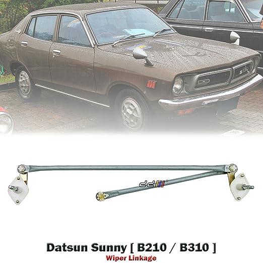 Nueva parabrisas limpiaparabrisas enlace para Datsun Sunny B210 B310 120Y 130Y 140Y 1973 - 81: Amazon.es: Coche y moto