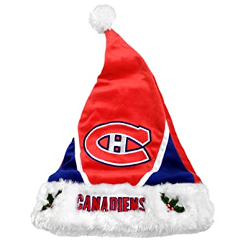 94b3cd75e8cf23 clearance montreal canadiens santa hat size one size acdaa 06e5d