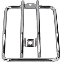 Roestvrij staal, Solo-bagagerek voor motorfietsen, Motorfietsaccessoire Motorfiets-bagagerek Steunplank,