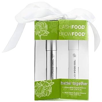 aa4774be707 Amazon.com : LASHFOOD Brow food Better Together Eyelash & Eyebrow ...