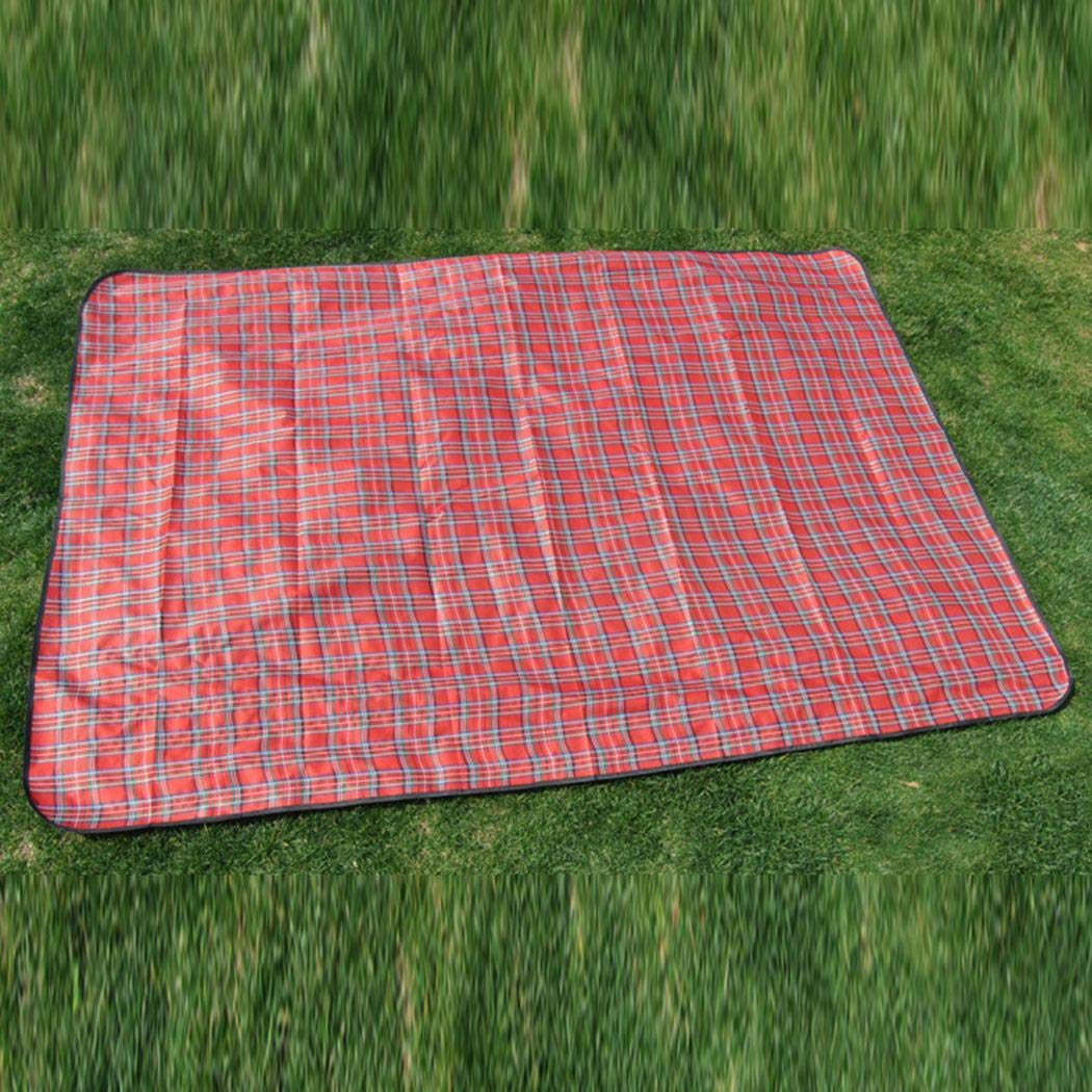 Portable Foldable Outdoor Waterproof Grass Picnic Mat Outing Moisture-proof
