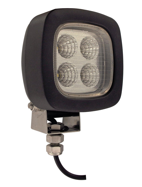 Led Bulb 108mm Width x 108mm Height x 85mm Depth Intella 01253000 Worklamp 9-50V