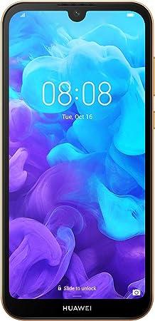 Huawei Y5 2019 Amber Brown - Smartphone (14,5 cm (5.71
