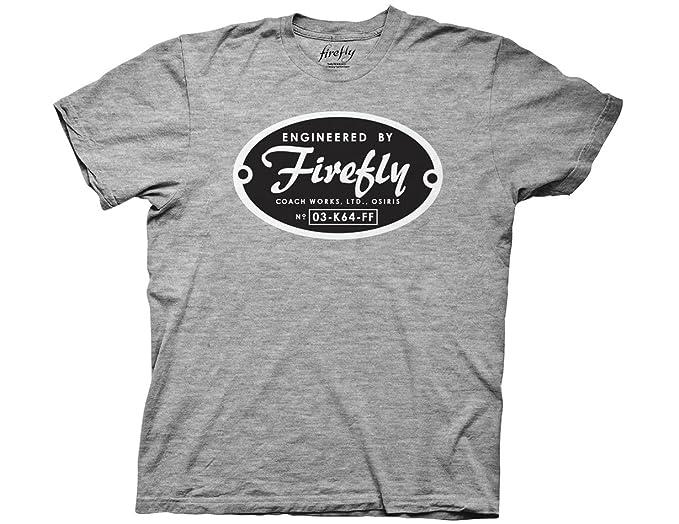 Amazon.com: Ripple Junction Firefly diseñada por playera de ...