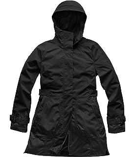 cfea9d97e Amazon.com: The North Face Women's Kadin Trench Coat: Clothing