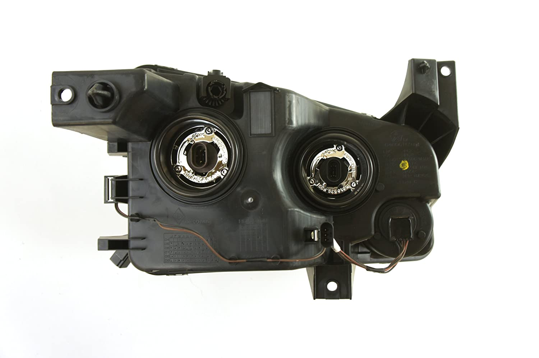 Genuine Chrysler Parts 4806165AJ Driver Side Headlight Assembly Composite