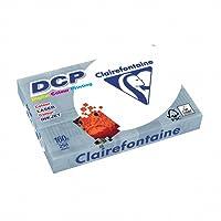 Clairefontaine Ramette de 250 feuilles papier blanc DCP 160 gr A4