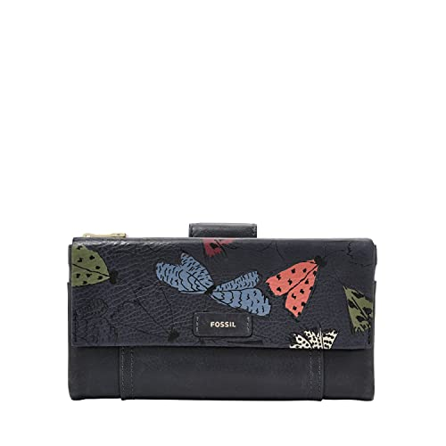 Fossil Ellis monedero piel 19 cm: Amazon.es: Zapatos y ...