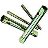 2X 5/8-45/64'' Motorcycle Ignition Spark Plug Spanner Tool Deep Reach Wrench Socket 16/18MM