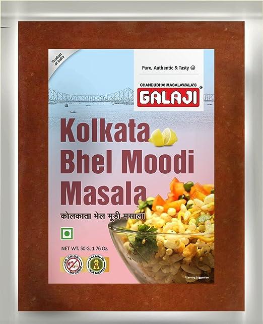 Galaji kolkata Bhel Moodi Masala 50 Grams