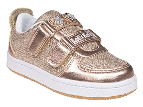 e7c4eb0254 Lelli Kelly Colorissima Sneaker Silver Textile Infant Trainers ...
