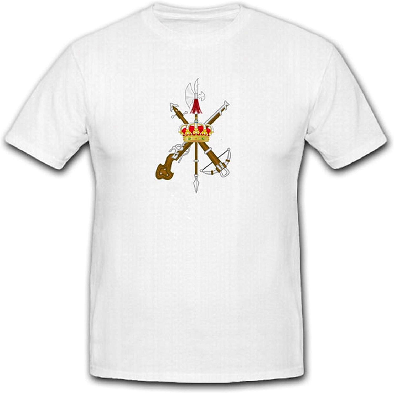 Empire of The Spanish Legion - Camiseta de manga corta: Amazon.es: Ropa y accesorios