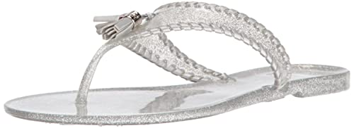4b9729db0103 Jack Rogers Women s Sparkle Alana Jelly Flip Flop  Amazon.co.uk ...