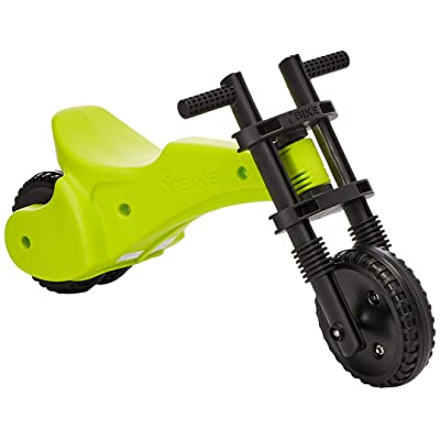 YBIKE Balance Bike - Toddler Walking Bike - Green: Industrial & Scientific