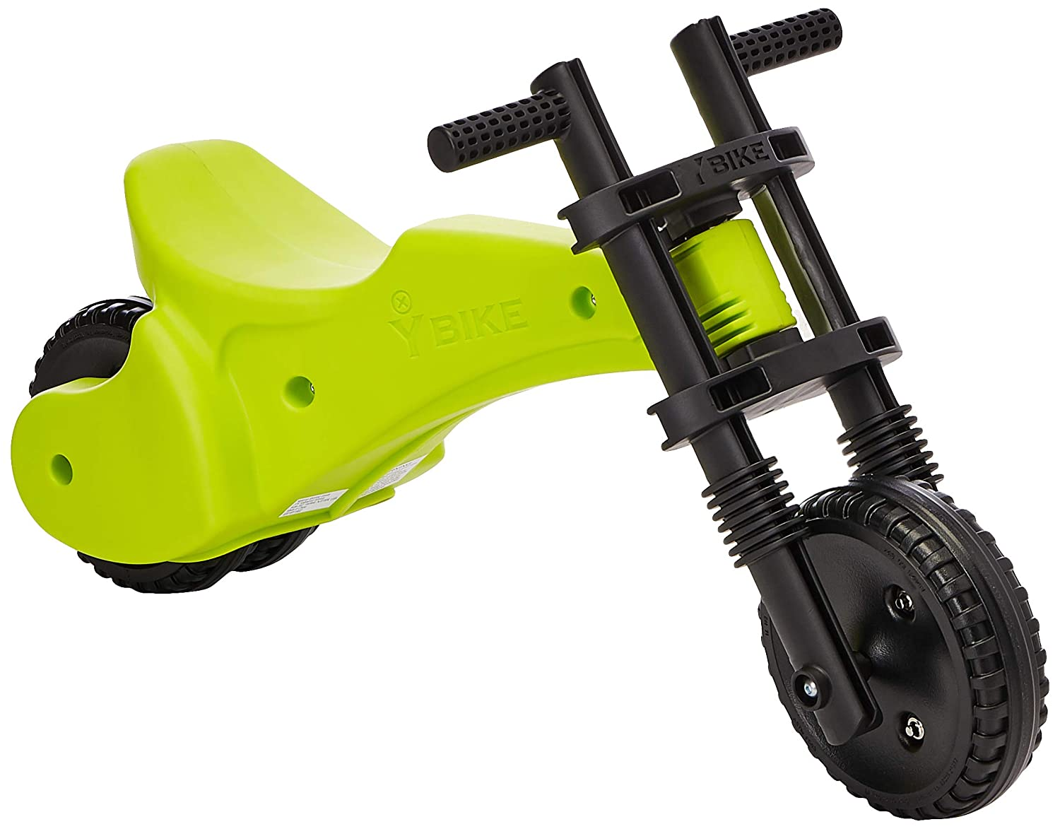 YBIKE Balance Bike – Toddler Walking Bike – Green