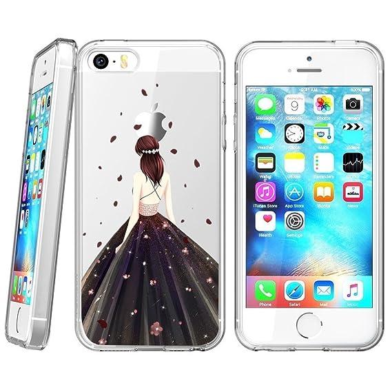 Amazon.com  Design for impact iPhone 5s 5 SE Case 23bfafcec