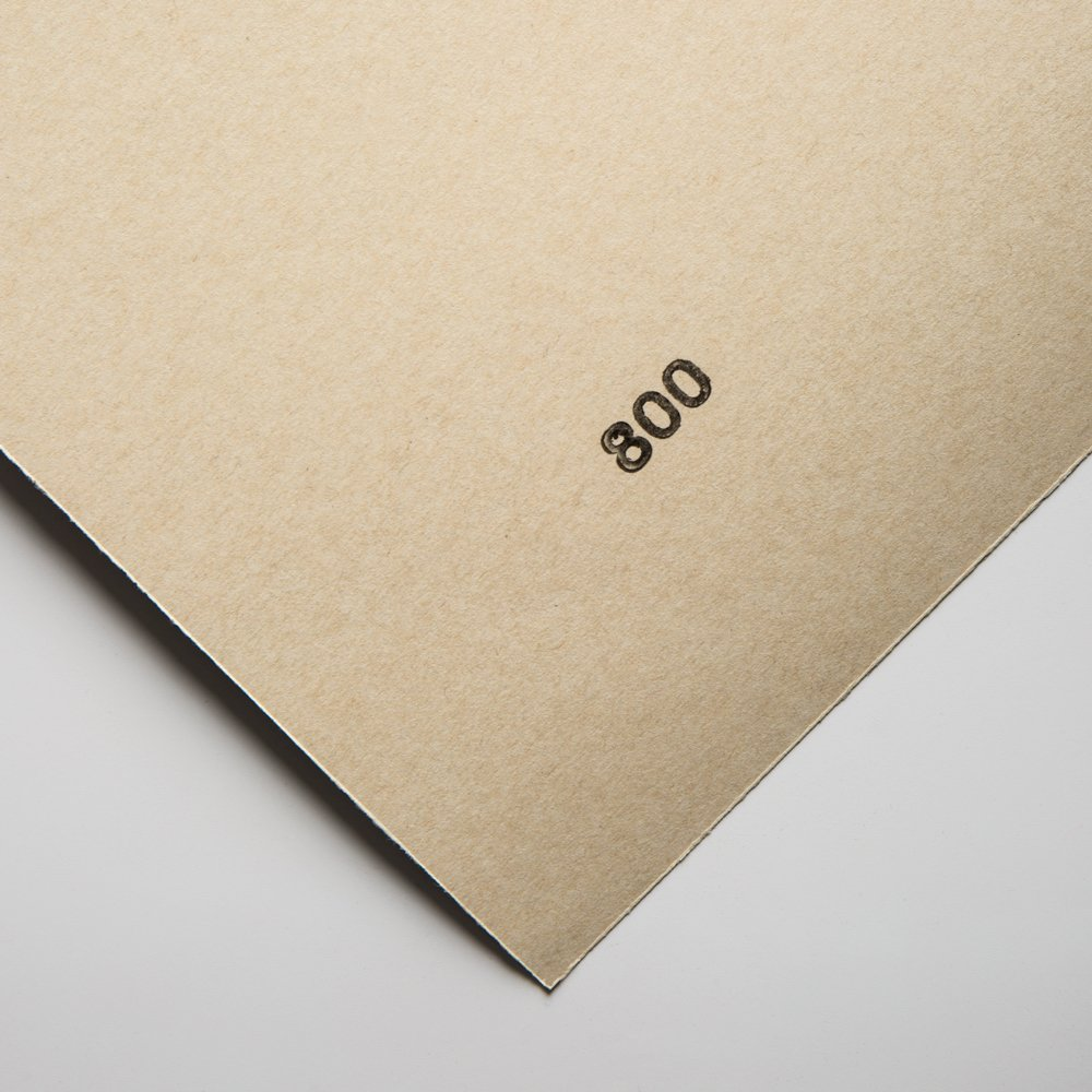 UART Grade 800 Dark Premium Sanded Pastel Paper 18 x 24 Ten Pack