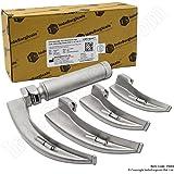 Indosurgicals Led Laryngoscope Set Adult Macintosh Type Blade Size: 1, 2, 3 & 4
