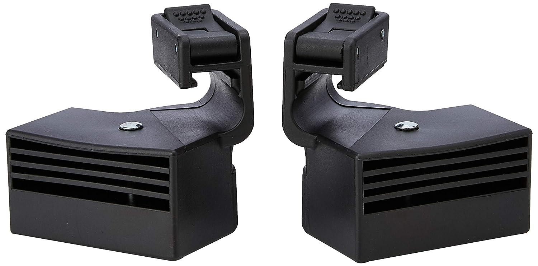 Adaptador de asiento de autom/óvil Maclaren XLR para Britax Romer El adaptador encaja en la base de la silla de paseo arc Techno XLR y el mecanismo de bloqueo del asiento del autom/óvil