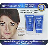 Hydroxatone Anti-Aging BB (Beauty Balm) Cream, Universal Shade for ALL Skin Types, SPF 40 (BONUS Pack of 2, 1.5 ounce bottles)