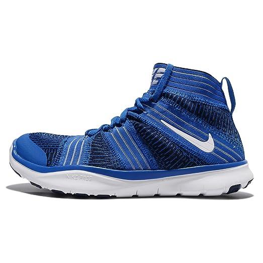 Nike Free Train Virtue sz 12 Hyper Cobalt/White/Binary Blue Men's Cross Training