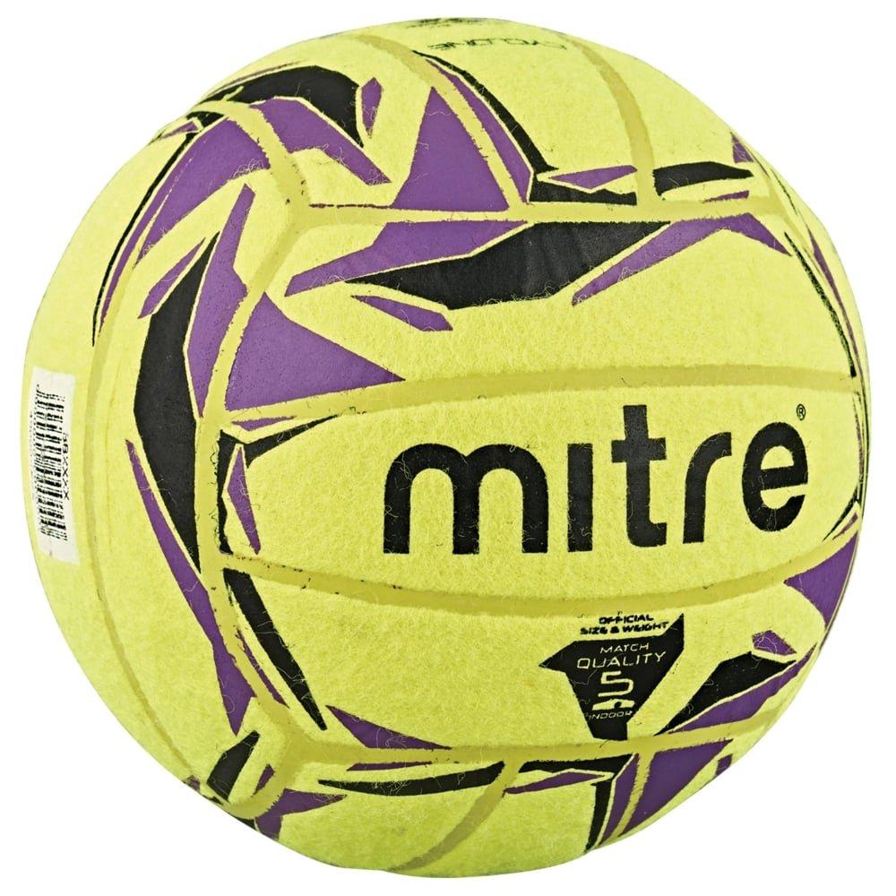 Mitre Hallenfußball Cyclone - Balón de fútbol: Amazon.es: Deportes ...