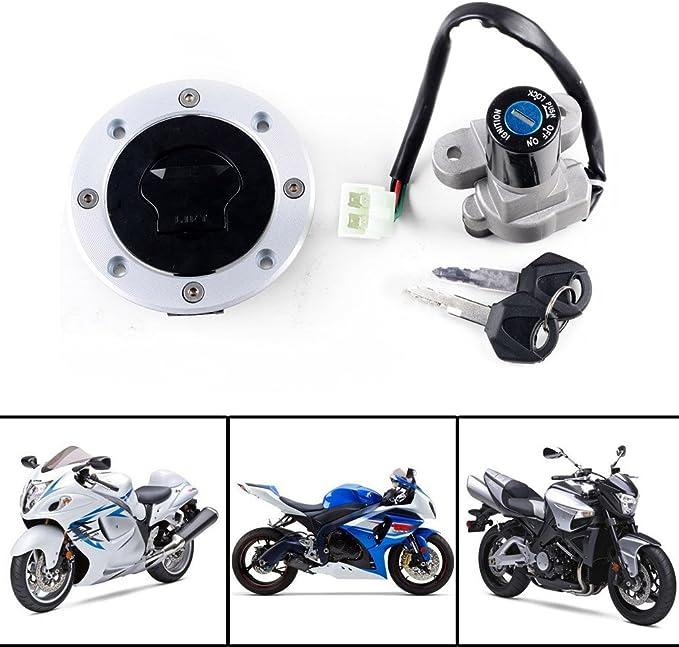 Amazon.com: Suzuki Interruptor de encendido gas fuel tank ...