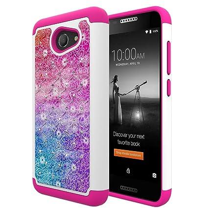 best cheap 269aa b9f8f Amazon.com: Alcatel Zip LTE Case, Alcatel A577VL Case, Alcatel A30 ...