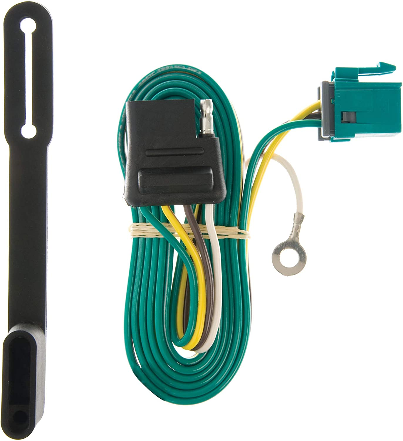 [NRIO_4796]   Amazon.com: CURT 55240 Vehicle-Side Custom 4-Pin Trailer Wiring Harness for  Select Chevrolet Express, GMC Savana: Automotive | Chevrolet Express Trailer Wiring |  | Amazon.com