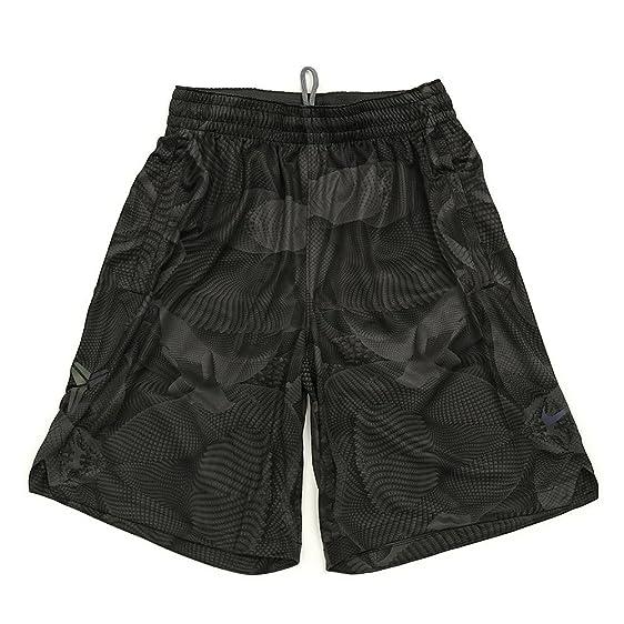 868ba09d ... greece nike mens kobe mambula elite basketball shorts anthracite dark  grey 718614 060 size small 82158