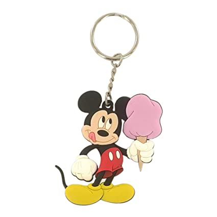 Disney Mickey Mouse & Friends - Llavero 3D Mickey: Amazon.es ...