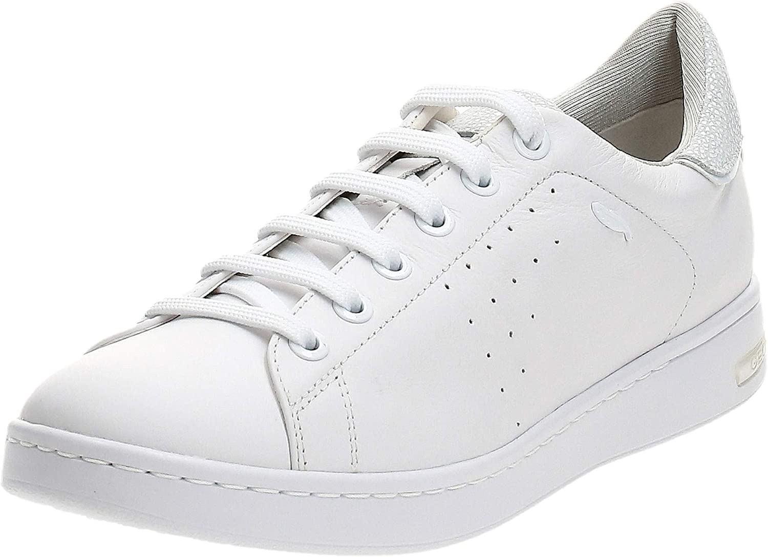 Geox D Jaysen A Womens Leather Sneakers