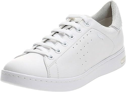 Hueco Suposición Civilizar  Geox D Jaysen A, Zapatillas Mujer, 42 EU: Amazon.es: Zapatos y complementos