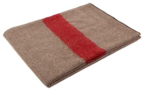 d547a41ff8 Amazon.com  Rothco Swiss Style Wool Blanket