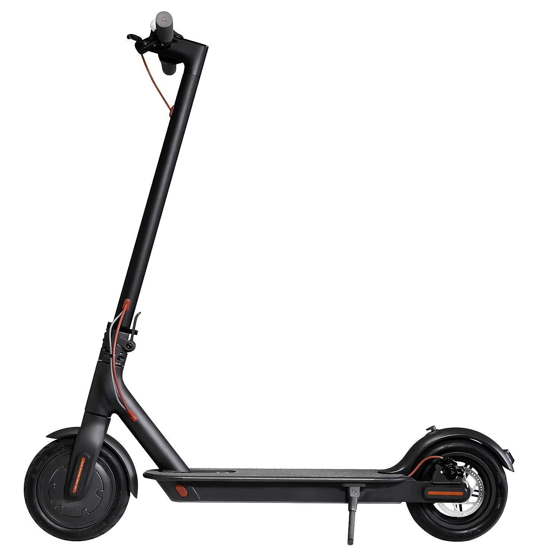 Xiaomi Mi Scooter Eléctrico con Alcance de 30 Km, Blanco