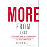 More from Less: The Surprising Story of How We Learned to Prosper Using Fewer Resources—and What Happens Next