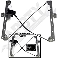 APDTY 852755 Power Window Cable Regulator & Motor Assembly Fits Front Left 1999-2007 Chevrolet Silverado GMC Sierra Pickup 2000-2006 Cadillac Escalade Chevrolet Avalanche Suburban Tahoe Yukon