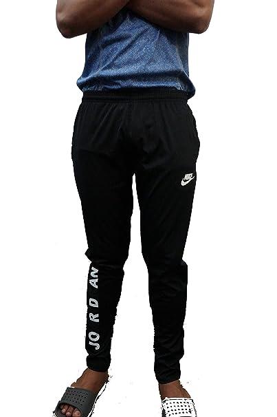 ce6b7998bee4a SMENTER Lycra York for Men's Lower (Nike) Black Lower Trackpants Gym Wear  Night Wear Lounge Wear: Amazon.in: Clothing & Accessories